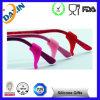 Fechamentos macios confortáveis da orelha dos Eyeglasses da borracha de silicone