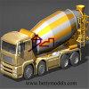 Выполненное на заказ высокое качество Grouting масштабные модели машины (BM-0407)