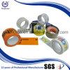 Высокая растяжимая таможня пакета 6 Rolls упаковывая малошумную ленту упаковки OPP
