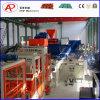Bloque Qt4-20 que hace la máquina, máquina de fabricación de ladrillo