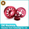 Алюминий изготавливания CNC 7075 частей подвергать механической обработке