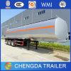 acoplado del petrolero del tanque del gasoil de 3axles 42000L 10000gallon para la venta