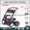 Machine de nettoyage à pression à consommation légère essence essence 150bar pour Honda (HPW-QL505H)