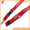 Lanière en nylon durable de cou avec le logo fait sur commande (YB-LY-LY-23)