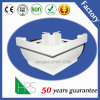 Canal plástico de la azotea de la lluvia de las instalaciones de tuberías de las guarniciones del agua de lluvia del PVC para el estándar del estruendo del PVC