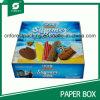 Helado de papel corrugado caja de empaquetado