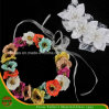 Rosa di seta Flower Fake Artificial Garland per Wedding (M5)