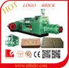 Jkr40/40-20中国の最初パテントの粘土の煉瓦機械ロゴの出版物機械