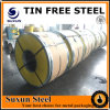Олово - свободно сталь TFS для крышек кроны