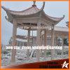 Six-Angle cinese Pavilion in giardino