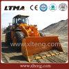 Prix bon marché de la Chine 5 de chargeur de roue de la tonne Zl50