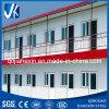 2층 빛 Prefabricated 강철 구조물 집 프레임 (JHX-W004)