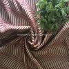 Il pozzo 100% del tessuto della tenda del jacquard del filato di restringimento del poliestere dentro copre