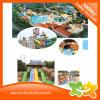 Het jumbo Multifunctionele Park van het Water van het Zwembad Outoor voor Jonge geitjes en Volwassenen