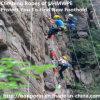 Chemische PE van het Polyethyleen van de Vezel UHMWPE voor het Beklimmen van het Koord van de Veiligheid