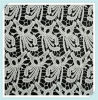 2014 matérias têxteis quentes superiores do poliéster da tela do laço (SL9235)