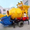 Combinatie van Concrete Mixer en Concrete Mixer pomp-Jbt30