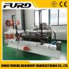 Machine de formation à rayon laser pour la prise de masse pavant et nivelant