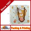 Bolsa de papel del regalo de las compras del Libro Blanco del papel de arte (210003)
