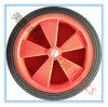 يبيع مصنع مباشرة [10إكس2] صلبة مطّاطة يد حامل متحرّك عجلة