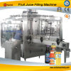 Máquina de rellenar del jugo automático de la calabaza