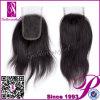 Nessuna chiusura di spargimento della parte superiore del merletto dei capelli umani di groviglio liberamente