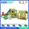 Chaîne de production complètement automatique de Qt6-15c brique et machine de machine à paver