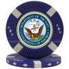 U. S Navy Poker Chip
