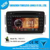 GPS A8 Chipset 3 지역 Pop 3G/WiFi Bt 20 Disc Playing를 가진 벤즈 C Class W203 (2000-2004년)를 위한 인조 인간 Car Monitor