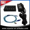 iPhoneのために満たすUSB装置のための10の港USBのハブ、多港またはラップトップ