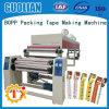 Máquina de capa transparente adhesiva de la cinta de Gl-1000c BOPP
