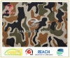 deserto poli Camouflage Printing Fabric de 350t Pongee (ZCBP140)