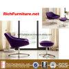 Modernes buntes Wohnzimmer, Handelsaufenthaltsraum-Freizeit-Stuhl