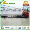 3 Tanker van de Tank van de Stookolie van assen de Staal Gemaakte Semi Aanhangwagen