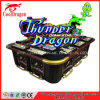 Juegos de arcada del cazador del rey 2 pescado del océano de la venganza del dragón del trueno