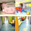 高品質の保証屋内プラスチックPVCフロアーリングの赤ん坊の演劇のマットの運動場