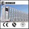Automatischer Aluminiumeingangs-ausdehnbare Gatter