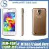 Mtk6572A Dual núcleo melhor o Android 4.3 que de 4 polegadas o baixo preço China Mobile telefona (H5W)