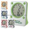 Vector Alarm Clock con Hora y Date Display