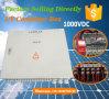 IP65 étanche PV Strings Combineur Box 16 dans 2 pour système 1000V DC