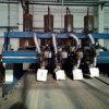 4 Machine van het Lassen van de Bekleding van de Plaat van de toorts de Slijtvaste