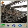 Galleria prefabbricata certificata del trasportatore della struttura d'acciaio