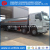 HOWO 12 바퀴 트럭 30000 리터 석유 탱크 판매를 위한 트럭 35000 리터 연료 탱크
