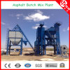 LB40 40t / H Mobile Automatic Asphalt Mixing Plant for Sale