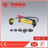 hydraulischer manueller Locher der Stahlplatten-15t (SYK-15)