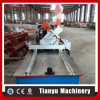 Rodillo del marco de la quilla de la luz del braguero de la azotea del metal de Tianyu que forma la máquina