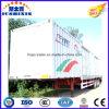 Tri caixa de eixos de Fuwa/reboque de trator logístico de serviço público caminhão da carga Semi
