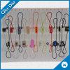 Богатый-Colorly шнур уплотнения Hangtag Garemnt для вспомогательного оборудования