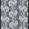 Più nuovo Design White Lace Farbic per Dresses del Lady, Hometextile
