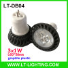 3W LED Lamp Cup (LT-DB04 3W)